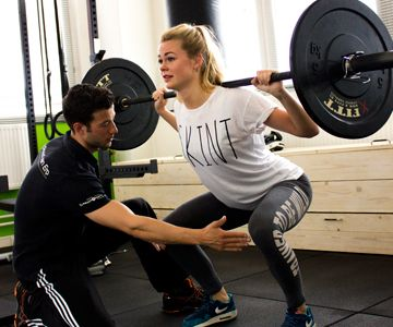 personal trainer in utrecht