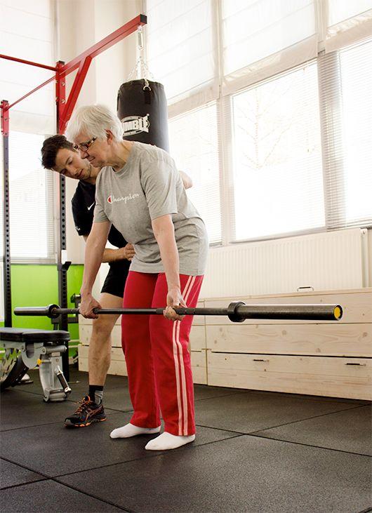 Werkwijze personal trainer